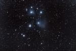 M45 Pleiadi - Settembre 2005