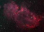 IC1848 Soul Nebula - Agosto 2012