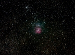 M20 Nebulosa Trifida - Giugno 2005