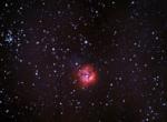 M20 Nebulosa Trifida - Luglio 2009