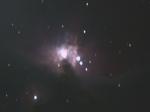 M42 - M43 Nebulosa di Orione - Dicembre 2004