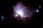 M42, M43 e NGC1977 Nebulosa di Orione - Settembre 2005