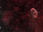 NGC6888 Crescent Nebula e Soap Bubble Nebula